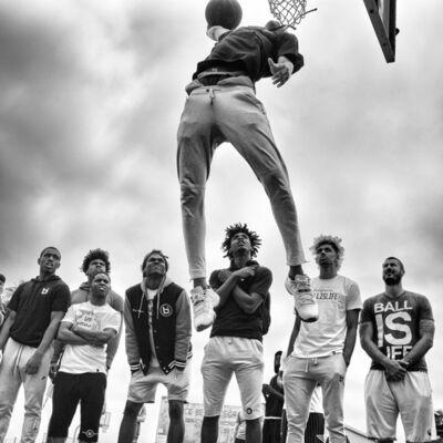 Dotan Saguy, 'Slam Dunk', 2017