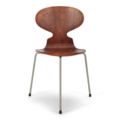 Arne Jacobsen, 'Early 'Ant' chair', 1952