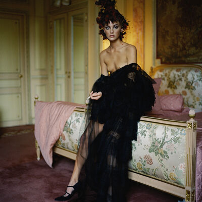 Michel Comte, 'Chanel Nudes, Stern', 1998