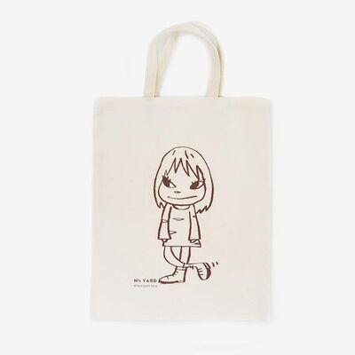 Yoshitomo Nara, 'Tote Bag - Yoroshiku Girl', 2010-2020