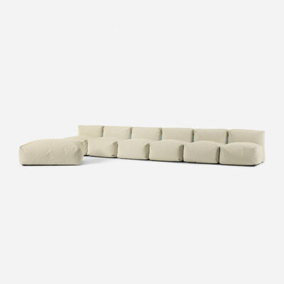 Jasper Morrison, 'Superoblong sofa', 2004