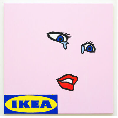 Michael Pybus, 'Frightened Girl IKEA (3) ', 2018