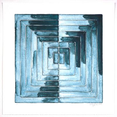 Jonathan K Higgins, 'Flow Chart #16', 2019