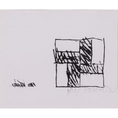 Jean-Pierre Pincemin, 'Composition', circa 1980