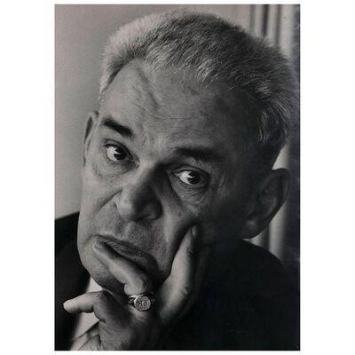 Herbert List, 'Fritz Kortner', 1961