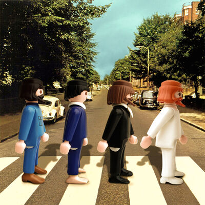 Richard Unglik, 'Abbey Road ', 2017