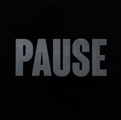 Jeremy Penn, 'Pause', 2016