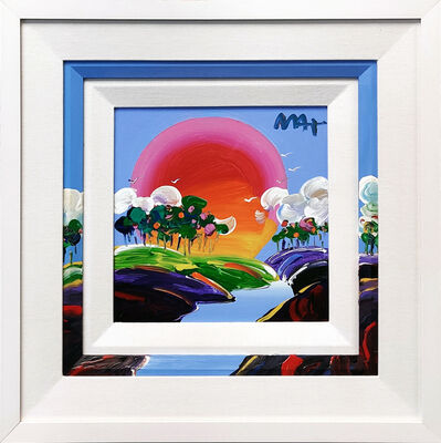 Peter Max, 'WITHOUT BORDERS', 2013