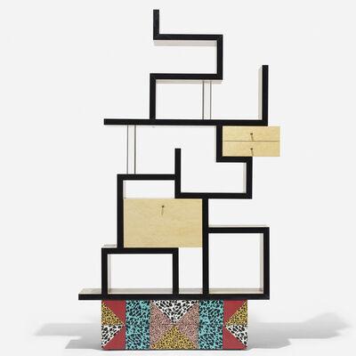 Ettore Sottsass, 'Max bookcase', 1987