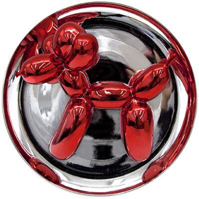 Jeff Koons, 'Balloon Dog (Red)', 2002