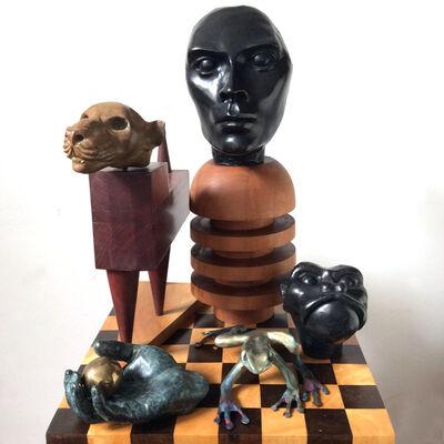 Miguel Cardenas, 'Portable Museum', 2018