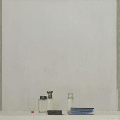 Carlos Morago, 'Cajas y cristal', 2019
