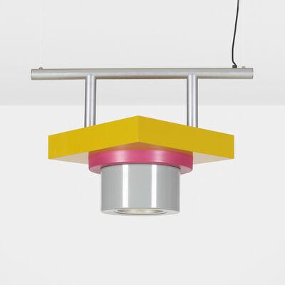 Marco Zanini, 'Rossella ceiling lamp', 1985