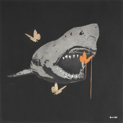 Bambi, 'Butterfly Shark', 2019