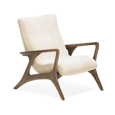 Vladimir Kagan, 'Contour lounge chair, USA'