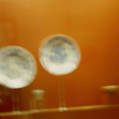 Seton Smith, 'Orange Ground With Plate', 2002