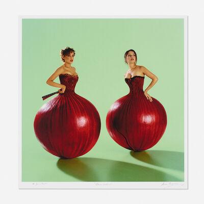 Storm Thorgerson, 'Onion Ladies', 2007