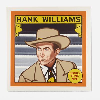 Roger Brown, 'Hank Williams, Honky Tonk Man', 1991