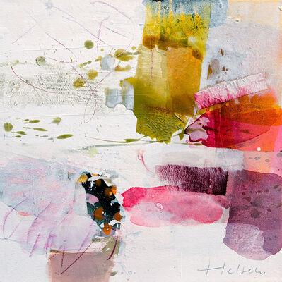 Greet Helsen, 'Wasserläufer IV', 2014