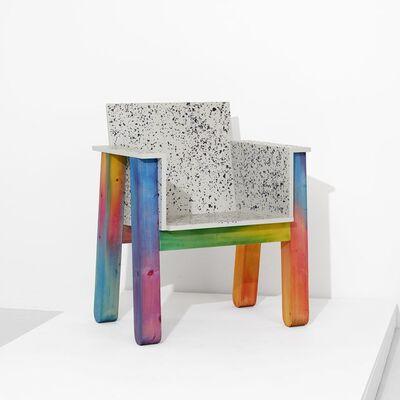 Fredrik Paulsen, 'Prism Chair ', 2016