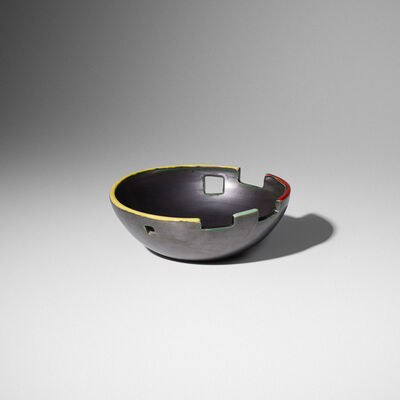Ettore Sottsass, 'Rare bowl', 1958