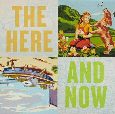 Trey Speegle, 'The Here and Now (Happy Girl)', 2013