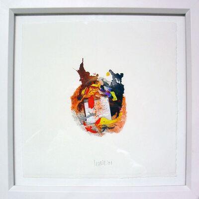 Larry Bell, 'Fraction #9393', 2001