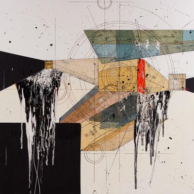 Étienne Gélinas, 'Composition 407', 2015