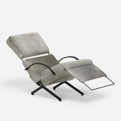Osvaldo Borsani, 'P40 lounge chair', 1955