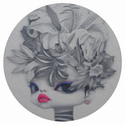 Zhijie Wang, 'Girl 16-9', 2016