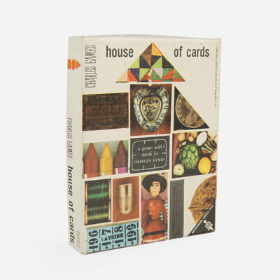Charles Eames, 'House of Cards', 1952