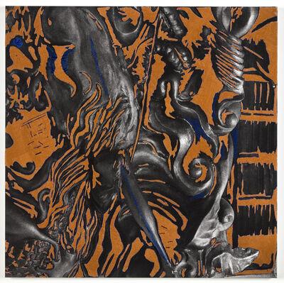 Berend Strik, 'Decipher the artist's mind (studio L L)', 2016
