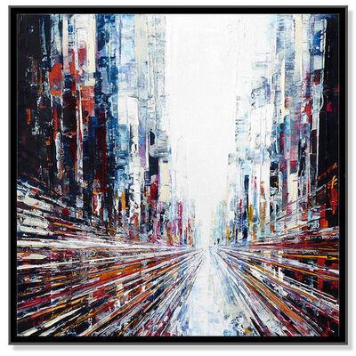 Henri Dulm, 'Yes Street', 2017