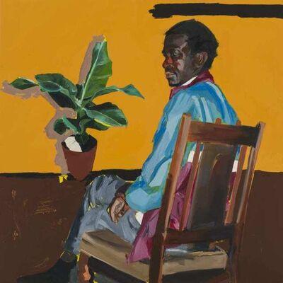 Kudzanai-Violet Hwami, 'Sekuru Koni', 2017