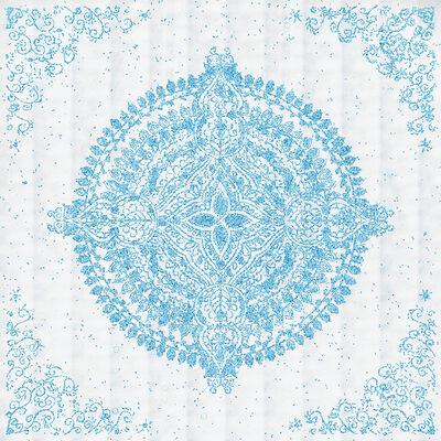 Vik Muniz, 'HeLa pattern 15', 2014