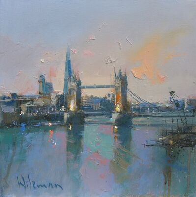 Peter Wileman, 'Tower Bridge and the Shard'