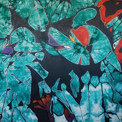 Akachukwu Chukwuemeka, 'Forms from my sky 7', 2014