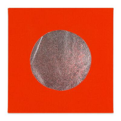 Chad Kouri, 'Reflection Pool Orange (1x1)', 2021