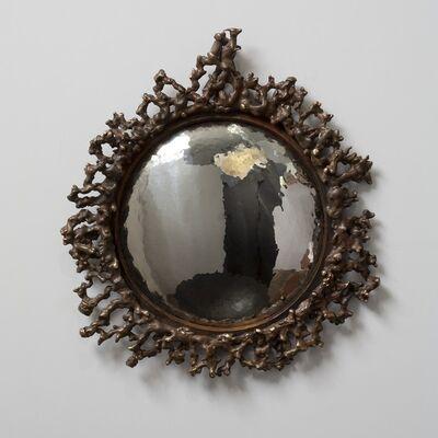 Michel Salerno, 'Le DinoHandmade Mirror', 2014