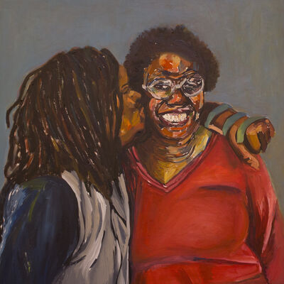 Beverly McIver, 'Sisters', 2016