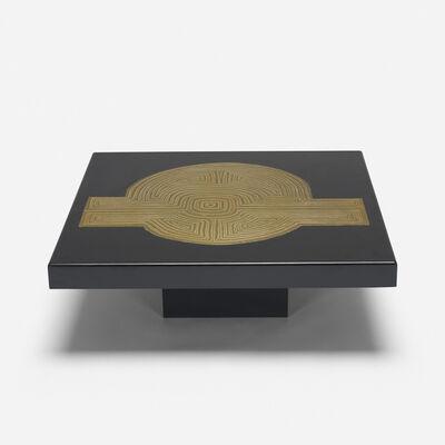 Roger vanHevel, 'Coffee Table', c. 1972