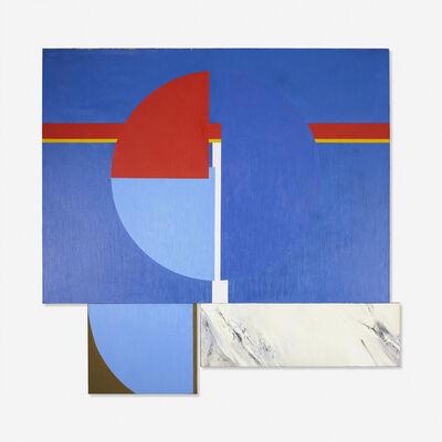 Budd Hopkins, 'Untitled'