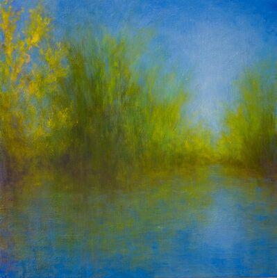 Victoria Veedell, 'Chalk Hill Pond', 2019