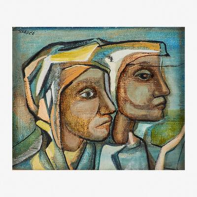 Charles Sebree, 'Untitled'