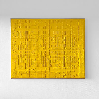 Anne-Sophie Øgaard, 'Yellow 0804', 2020