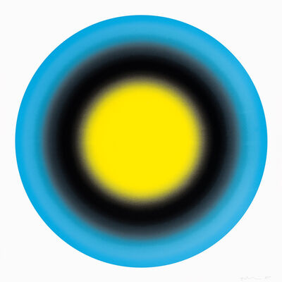 Ugo Rondinone, 'Sun 1', 2019