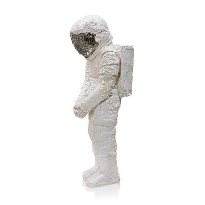Kim Simonsson, 'Praying Astronaut', 2017