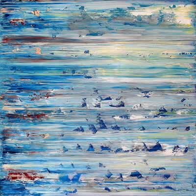 Clara Berta, 'Streets of Blue', 2015