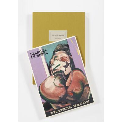 Francis Bacon, 'Derriere le Miroir 162, Deluxe edition op Rives wove paper', 1966