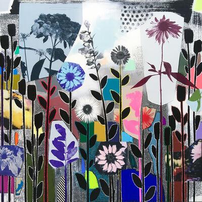 Emily Filler, 'Dreamscape (wild garden) I', 2021